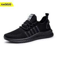 Ambigo Racer Run RR01 JKT22 Sepatu Running Sneakers Olahraga Pria