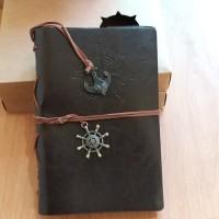 Buku Catatan Binder Note Classic High Quality Vintage Pirate Notebook