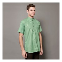 Baju Koko Kurta Premium Green