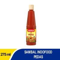 Sambal Indofood Pedas Pet 275 ML Bundle 3 PCS