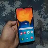 Handphone Hp Samsung Galaxy A20 3/32 Second Seken Bekas Murah