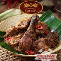 Rendang kemasan daging ayam 250gr rendang ayam rendang sultan instan