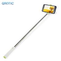 GROTIC Tongsis HP M4 Tongsis Kabel Lipat Tongkat Selfie Universal - Putih
