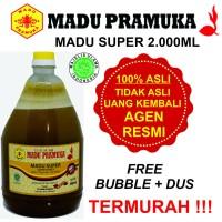 Madu Pramuka Alami Madu Super (Madu + Bee Pollen + Royal Jelly) 2000ml
