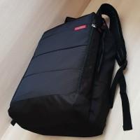 Tas Backpack Laptop CASS2030 Tas Pria Tas Ransel Tas Laptop + Raincoat