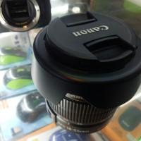 lens hood lensa standar canon Eos 1100D/ 1200/ 1300D