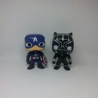 Funko POP Marvel Avengers Endgame dan DC Justice League