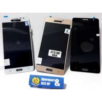 LCD - TC Fullset Samsung J3110 J3 Pro 2016 White - Black - Gold.