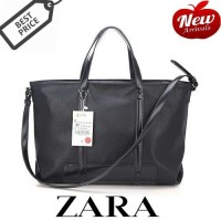 SALE!!!Tas wanita ZARA BASIC Tas branded premium totebag high quality