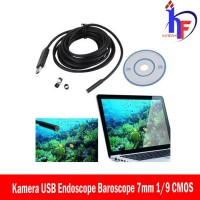Kamera USB Endoscope Baroscope 7mm 1-9 CMOS - 009 dfg 40506