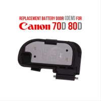 Replacement Battery Door for Canon EOS 70D 80D DSLR Camera dfg 40