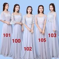 pre order bridesmaid dress cocktail dress abu panjang