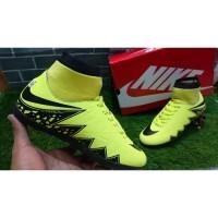 Paling Populer Sepatu Futsal Anak Nike Hypervenom Kuning List Hitam