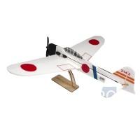 MinimumRC A6M2 Zero Backyard Fighter Series 360mm Wingspan