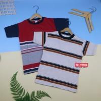 Kaos Salur uk 5-6 th / Kaos Anak Cowok Baju Anak Kaos Salur Kaos Cowok