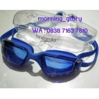 Paling Terlaku Kacamata Renang Minus/ Goggles Optical Lens Speedo