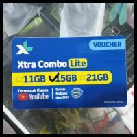 NEW PRODUK VOUCHER DATA XL 15GB