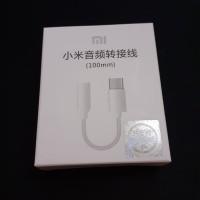 Converter audio xiaomi type C /audio jack adapter type c to jack 3.5mm