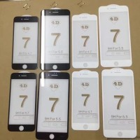 Full Cover Curve Tempered Glass 3D 4D Iphone 7/7 plus + /6/6s