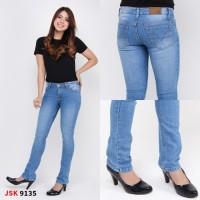 Celana Panjang Cutbray Jeans Levis Wanita JSK 9135 Size 28-34