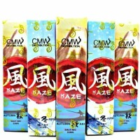 Kaze Winter Fuyu - Autumn Aki Salt Nic Premium Liquid Pods - Autumn Aki