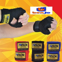 WOLON Hand Wrap handwrap Kick Boxing Tinju MMA Muay Thai