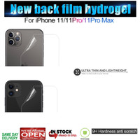 iPhone 11 / 11 Pro / 11 Pro Max Hydrogel Back Protector ( Antigores )