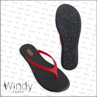 [Official] Sandal Camou Wanita WINDY Scarlett