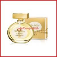 Original Parfum Antonio Banderas Her Golden Secret EDT 80ml Women