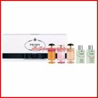 Original Parfum Prada Women Isi 5 (Miniatur Set)