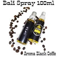 KOPI BALI SPRAY - Parfum Pengharum Mobil dan Ruangan Pewangi ORI 100ml