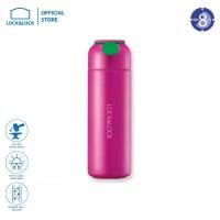 Lock&Lock Vacuum Bottle Emotion Tumbler 380ml Pink (LHC4114P)