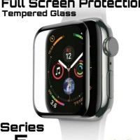 Tempered glass Apple watch iWatch full cover curved series 1 2 3 4 5 6