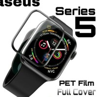 BASEUS Tempered glass Apple watch iWatch 5 cover screen protector