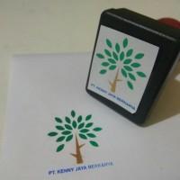 Stampel Otomatis 3 Warna (Stample/Stempel/Cap)