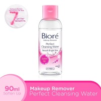 Biore Makeup Remover Perfect Cleansing Water Soften Up 90mL