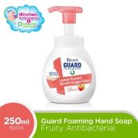 Biore Hand Soap Fruity Antiseptic Bottle 250ml