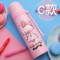 Botol Thermos Lucu Wedding Bride Hello Kitty Stainless Steel 500ML