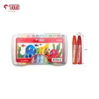 Oil Pastel Krayon Minyak TiTi TI-P-12CHC 12 Warna Colors