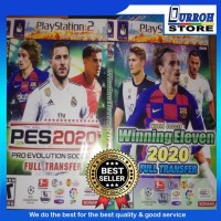 Kaset PS 2/PS2 Terbaru PES 2020 / WE 2020