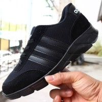 Sepatu sekolah anak nike full hitam sepatu sekolah hitam anak