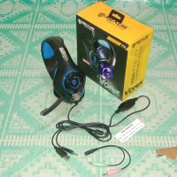 Headset Rexus F55 Vonix/Headset Gaming Rexus/Headset Rexus bisa Di HP