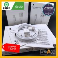 Kabel Data Iphone 7 6 5 Ipad Pro Air Mini 1 2 3 4 original 100%