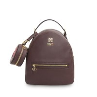Gobelini Aime Backpack Bag Brown