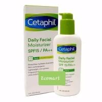 Cetaphil daily facial moisturizer SPF 15 118 ml cetaphil face lotion