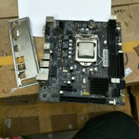 mainboard h61 + procsesor core i5-2400 socket 1155