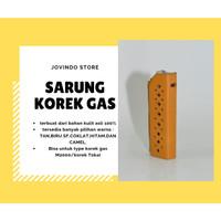 Sarung korek api (gas)