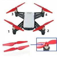Propeller / Baling-baling / 2 blades DJI Tello Drone Quadcopter