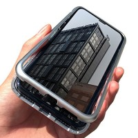 Premium case Samsung A750 S7 Edge S8 S8 S9 S9 S10 S10 2in1 magnetic gl