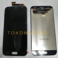 LCD Touchscreen SAMSUNG J330 / J3 2017 / J3 PRO Fullset - Biru